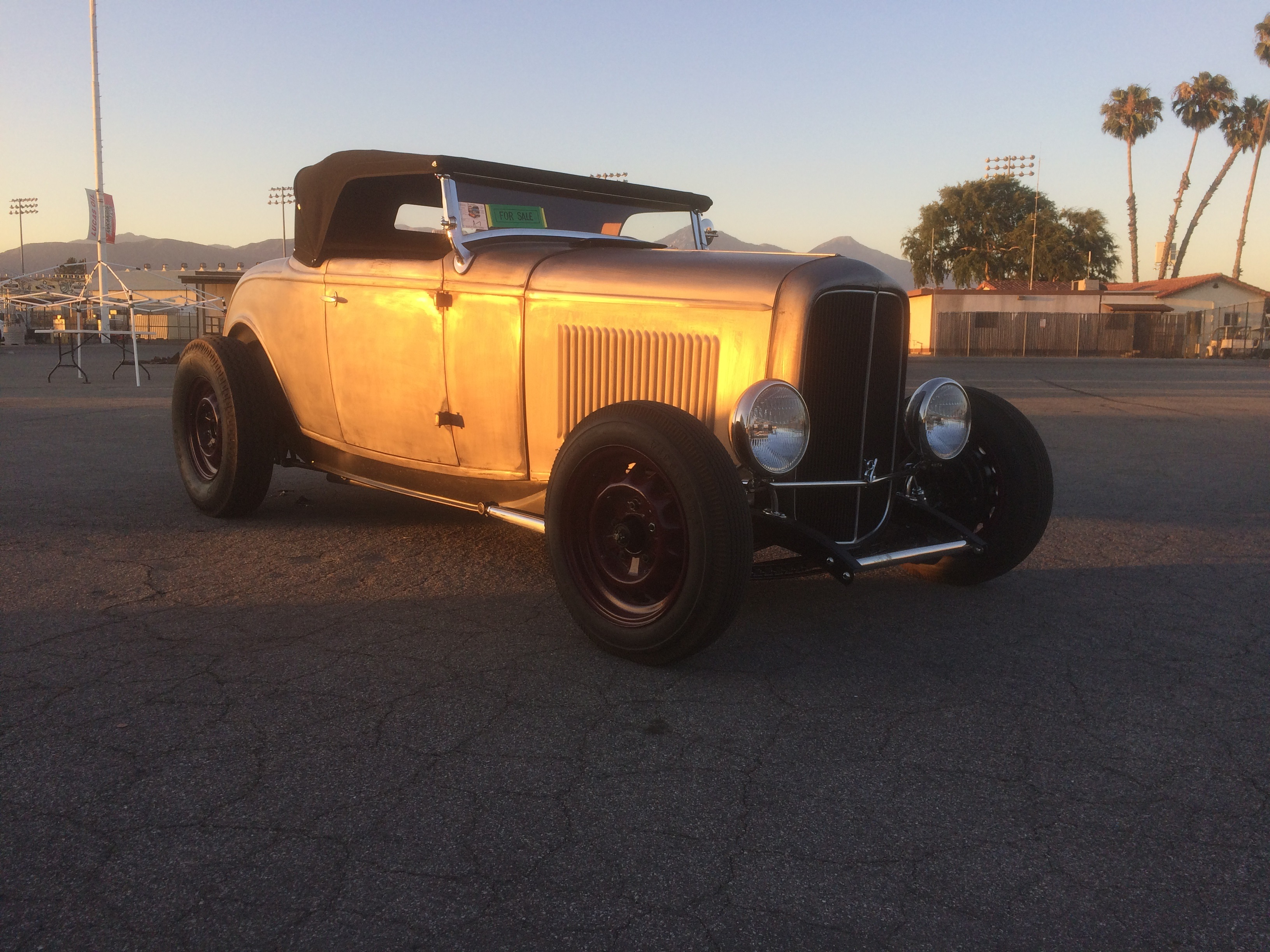 1932 ford roadster flathead for sale